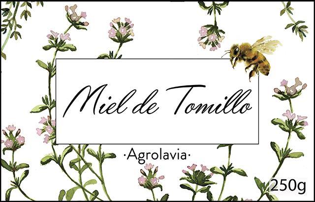 Miel sostenible Agrolavia